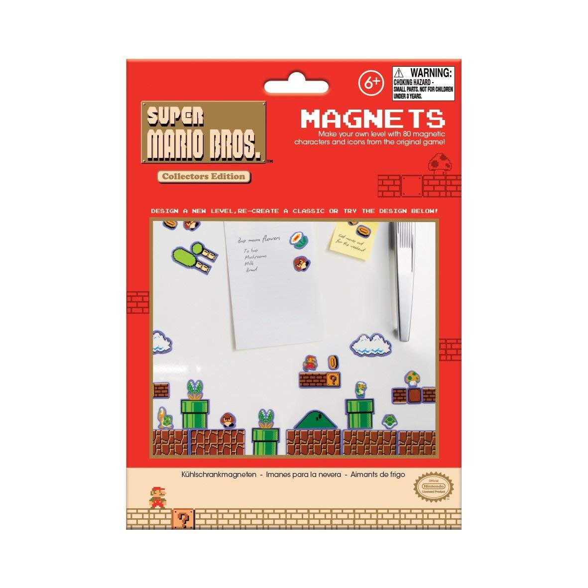 Super Mario Bros Magnets - Creative Christmas Gifts