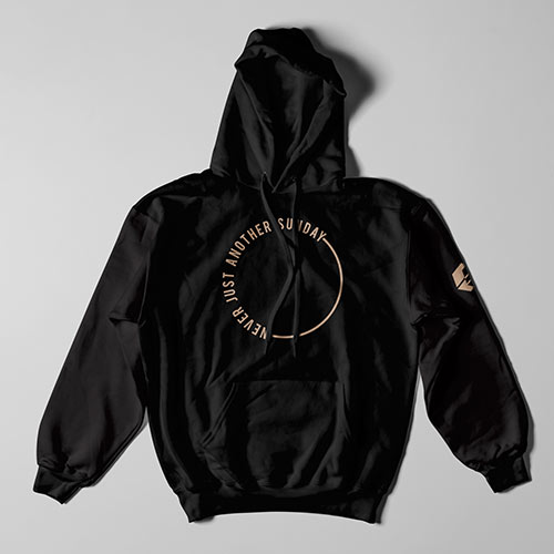 Circle Hoodie from SALT18