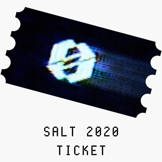 SALT 2020 Conference - Ticket