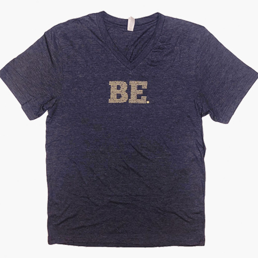 BE. V-Neck Shirt - SALT Conference 2019