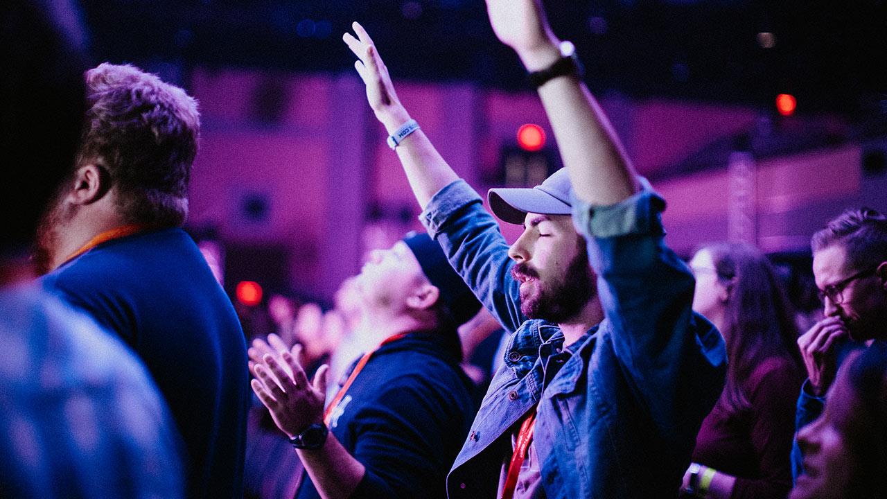 SALT19 Conference - worship