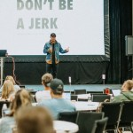 don't be a jerk - helping your pastor with creativity without being a jerk