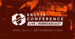 A Free Online Event - SALT19 Rebroadcast
