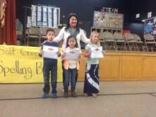 Salt Creek Spelling Bee!