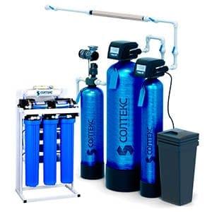 Системы очистки воды для коттеджей Системы очистки воды