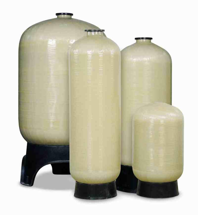 Корпус фильтра Wave Cyber C-4272-F7 - 6'' фланец (верх/низ) Системы очистки воды для коттеджей