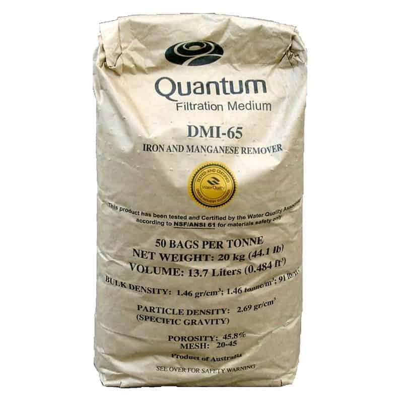DMI-65 Quantum Обезжелезивание и осветление