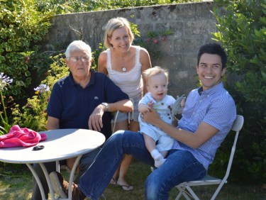 Four generations of Laimes