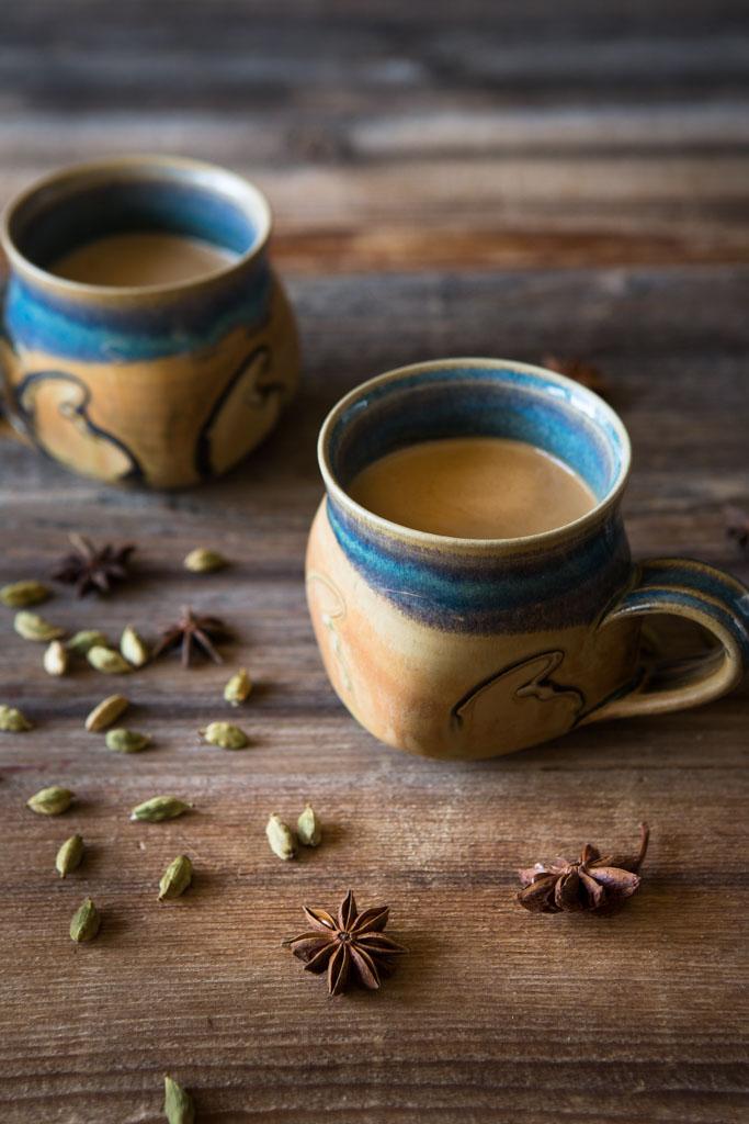Spicy Home Made Chai Tea