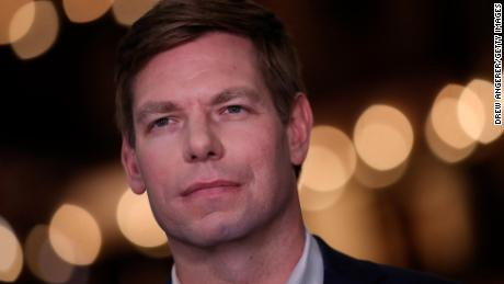 House impeachment manager Eric Swalwell sues Trump and close allies over Capitol riot in second major insurrection lawsuit