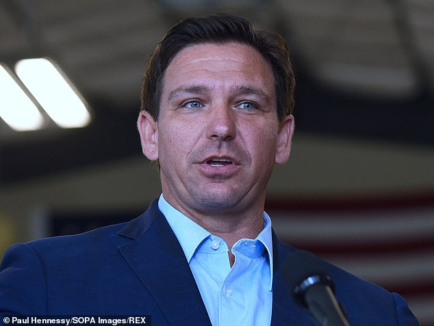 Abbott's announcement came after Florida Gov. Ron DeSantis also took executive action banning COVID-19 'vaccine passports'