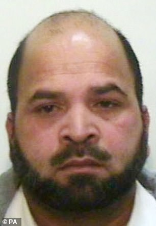 Scandalously, Rauf remains free to move around Rochdale - one of three former taxi drivers still fighting efforts to throw them out of the country for preying on underage girls