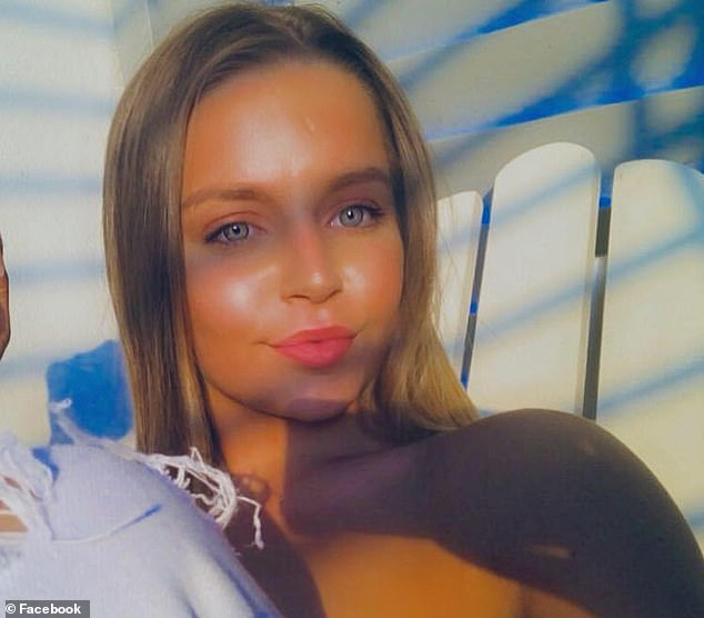 Latia Henderson, 18, remains behind bars accused of helping her friend Kayley Lee Ketley, 24, stab and kidnap Nisha Phillips, also 24, from a home in Claymore, western Sydney, on February 3
