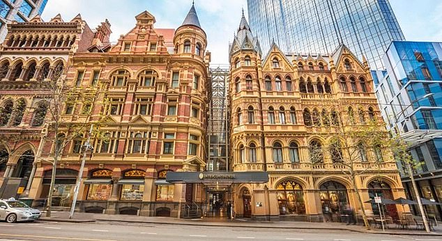 The returned travellers will be taken to the Holiday Inn at Melbourne Airport and the Intercontinental on Collins Street, where they will stay for a fortnight