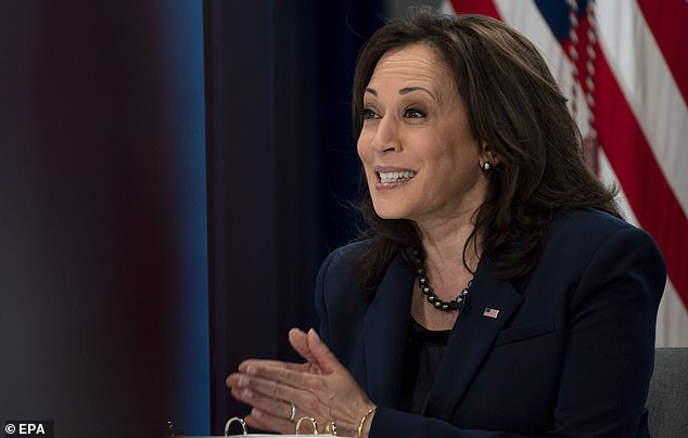 Kamala Harris has still not visited the US-Mexico border or even held a press conference about her new duties