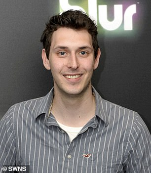 Blake Harrison, 35, who played dopey-but-loveable Neil Sutherland in The Inbetweeners