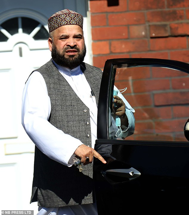 Qari Abdul Rauf, 51, was warned he would be sent back to Pakistan more than six years ago