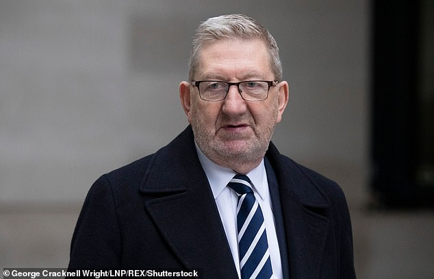 Beckett, who is assistant general secretary, has announced he will stand to replace Len McCluskey who has been in charge of Unite for 11 years
