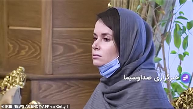 Dr Moore-Gilbert, an Islamic studies scholar, was freed last November in a prisoner swap deal after spending 804 days in an Iranian jail on spying charges, which she denies