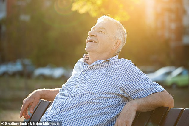 Researchers from Edinburgh University compared recorded Covid deaths to UV levels across 2,474 counties in the US between January and April last year. Pictured: Stock image