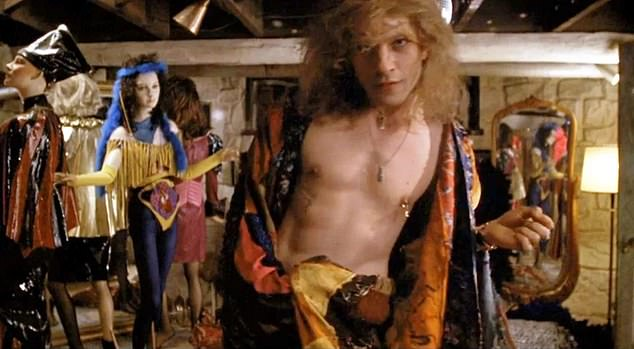 The character of Buffalo Bill, pictured, is seen in the Silence of the Lambs and is inspired by Gein