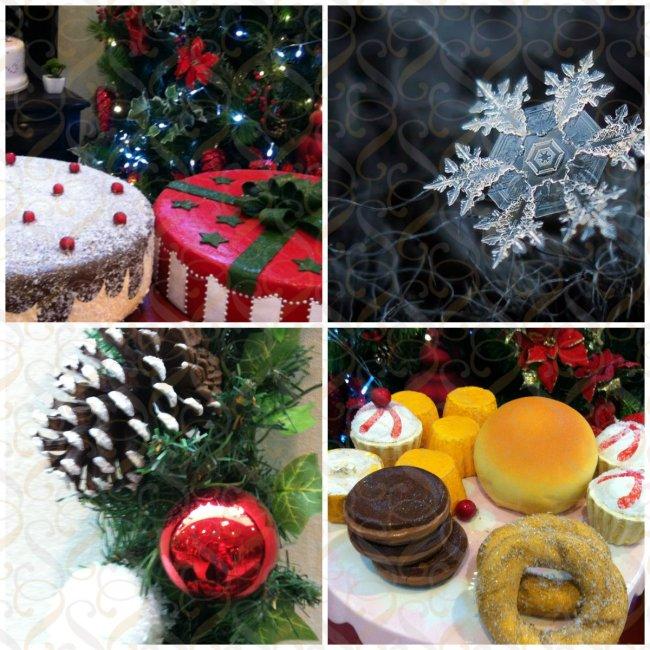 Sobremesas Natal