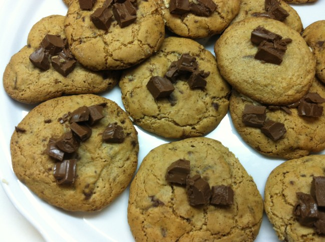 Cookie de Chocolate Tradicional