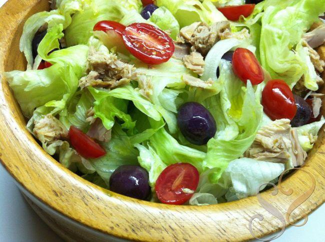Salada de Atum…