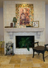 beehive fireplace Archives - Saltillo Tile Blog