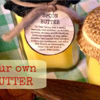 How to Make Your Own Spoon Butter