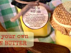 how to make spoon butter