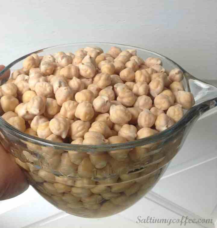 how to cook garbanzo beans in the instant post