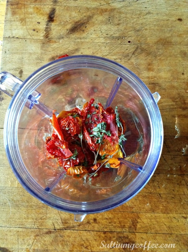 How to make your own tomato soup mix