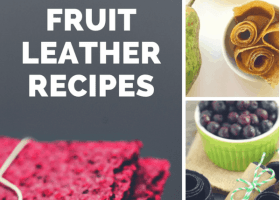 Best of the Best Fruit Leather Recipes