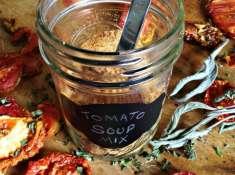 how to make tomato soup mix