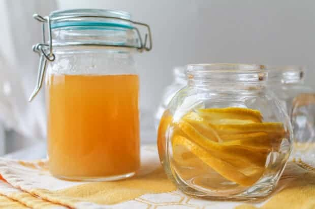 honey lemon cold remedy