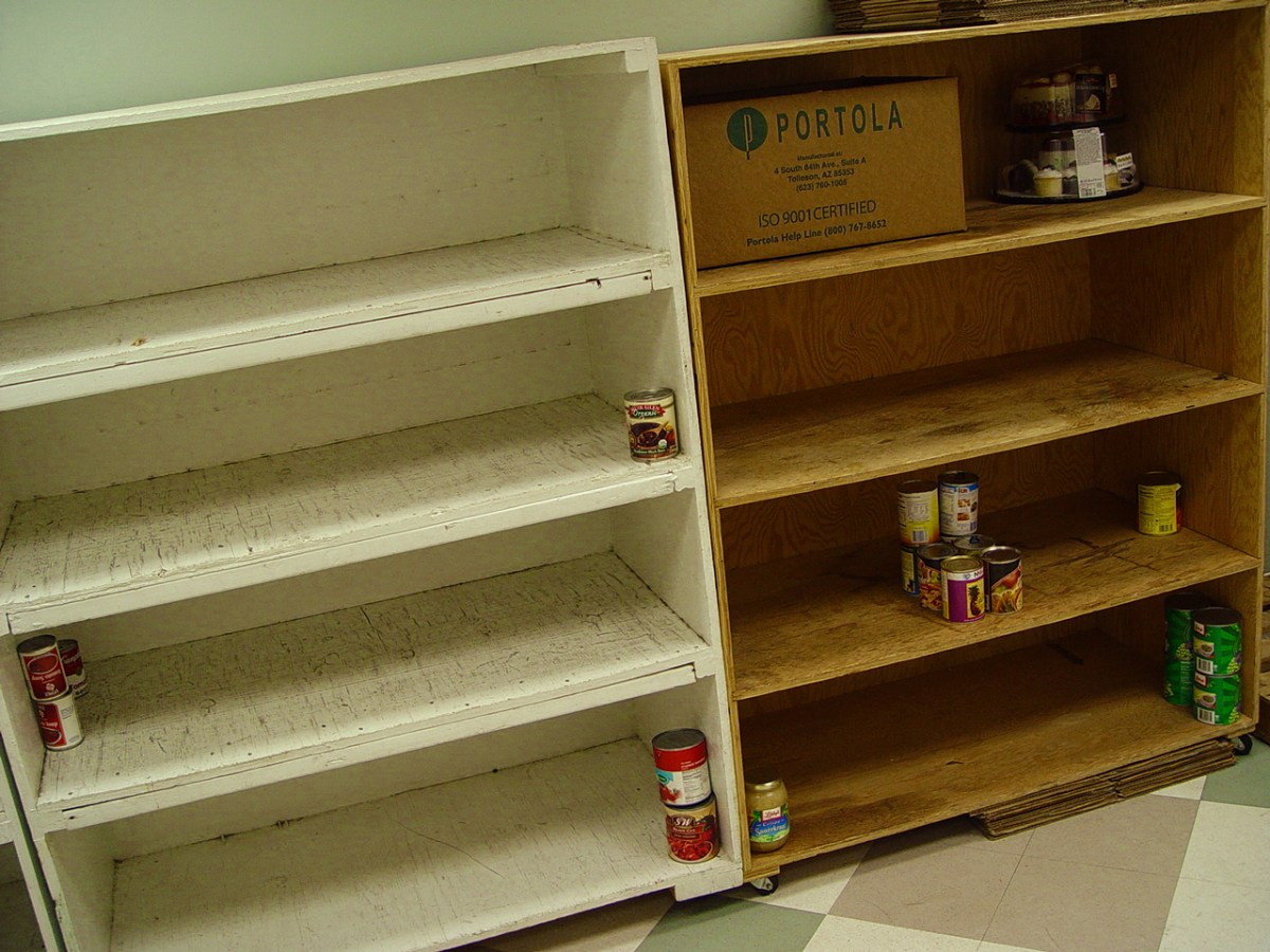 Food Pantries Struggle To Meet Need For Food In Bad