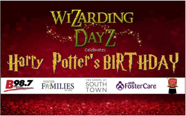 Wizarding Dayz Celebrates Harry Potter S Birthday Kids