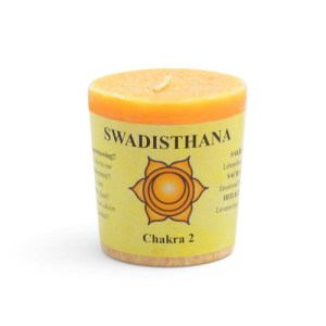 Chakra Candle (Orange) - Sacral