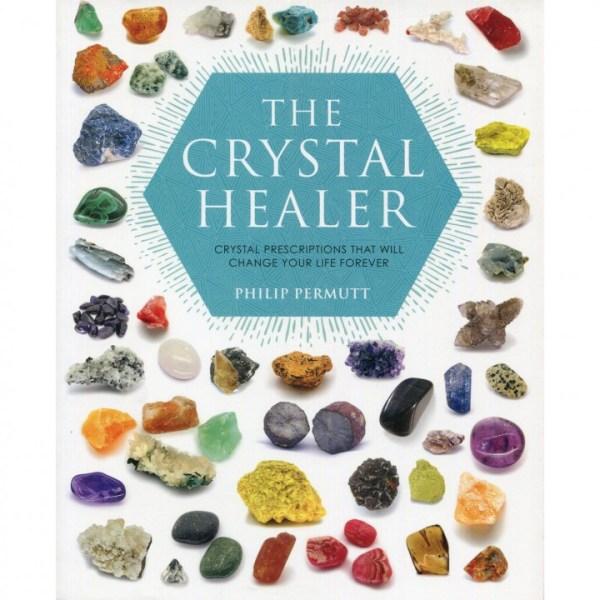 The Crystal Healer (Book)