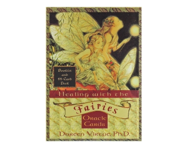 Healing with the Fairies Oracle Cards from Doreen Virtue