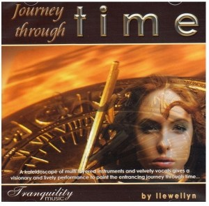 Journey Through Time CD By Llewellyn