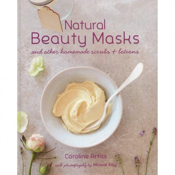 Natural Beauty Masks (Book)