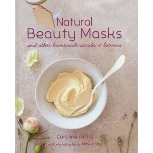 Natural Beauty Masks (Book)