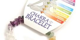 Chakra Chip Bracelet