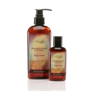 Kuumba Made Frankincense & Myrrh Body Lotion - Small 2fl oz