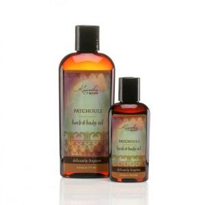 Kuumba Made Patchouli Organic Bath & Body Oil