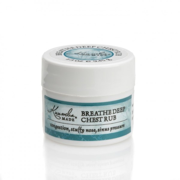 xKuumba Made Organic Breathe Deep Chest Rub