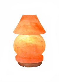 4X Himalayan Salt Table Lamp
