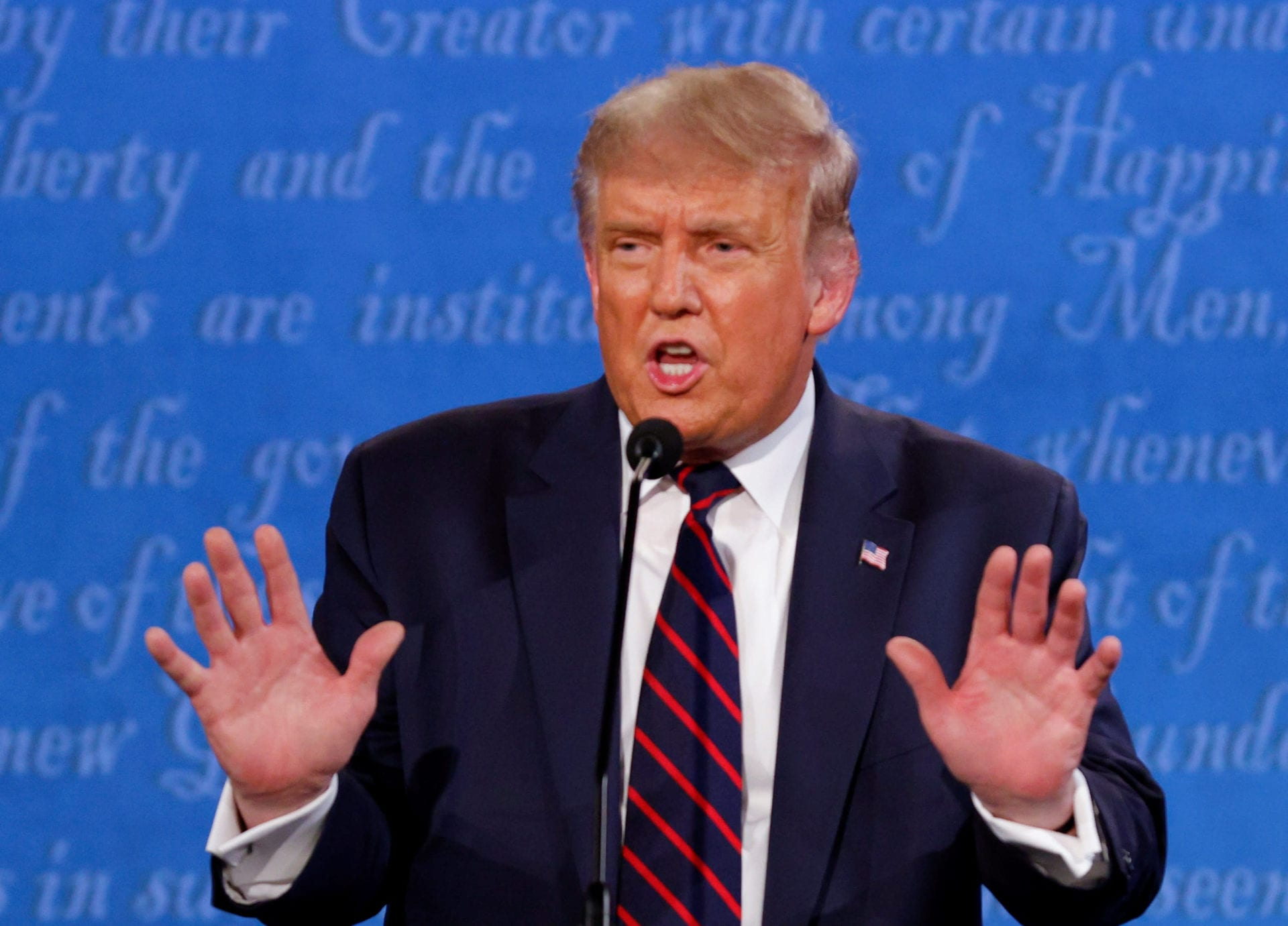 It's Not a Hoax — Donald Trump Definitely (Probably) Has Covid-19